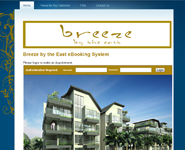 Breeze by the East - Handover Slot System