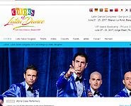 Colors Of Latin Dance