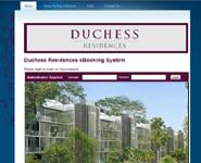 Duchess Residence - Handover Slot System - System Offline
