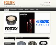 Fostex Components
