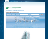 Southbank - Handover Slot System - System Offline